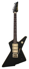 Pre-Owned Ibanez DT-155 1983 Destroyer Black