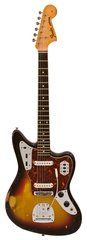 Fender 1962 Jaguar Sunburst