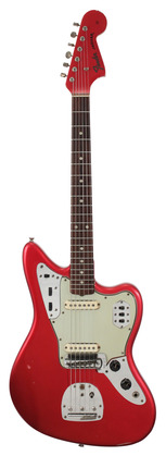 Fender 1965 Jaguar Candy Apple Red