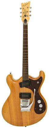 Mosrite 1966 Joe Maphis Model 1