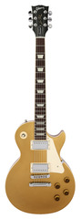 Pre-Owned Gibson Les Paul Standard Gold Top 2016