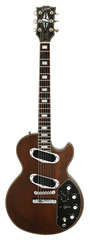 Gibson 1971 Les Paul Recording Walnut Finish
