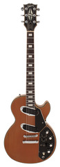 Gibson 1972 Les Paul Recording Walnut Finish