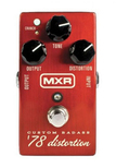 Pre-Owned MXR M-78 Baddass Distortion