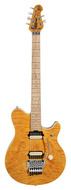 Pre-Owned Music Man 1994 Edward Van Halen Translucent Gold