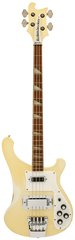 Pre-Owned Rickenbacker 1981 4001 Electric Bass Aged White