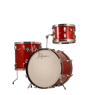 Pre-Owned Rogers Rogers 60s 3pc Shell Pack In Red Sparkle