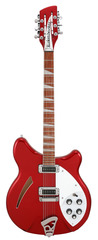 Pre-Owned Rickenbacker 360/12 Ruby Red Electric Guitar 2012