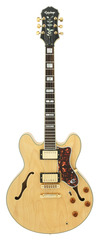 Pre-Owned Epiphone Sheraton Natural 1990s