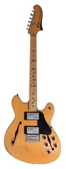 Fender 1975 Starcaster Natural Maple Finish