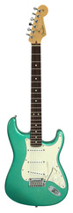 Pre-Owned Fender Teal Sparkle Stratocaster Namm