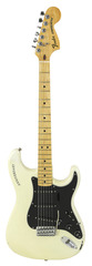Pre-Owned Fender 25th Anniversary Stratocaster Pearl White 1979