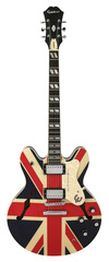 "Pre-Owned Epiphone Noel Gallagher ""Union Jack"" Supernova"