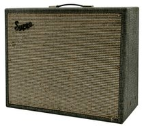 Supro 1966 Thunderbolt 1X15 Amplifier