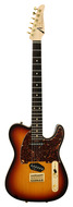 Pre-Owned Tom Anderson Hollow T Classic Sunburst