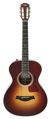 Pre-Owned Taylor 712E 12 Fret 2014 Grand Concert Acoustic Electric