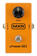 Pre-Owned MXR Vintage Phase 90 Block Letters