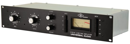 Universal Audio 1176LN<BR>Limiting Amp