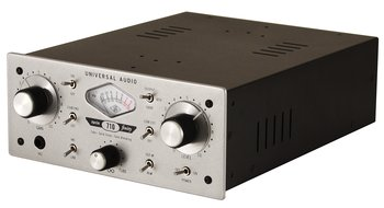 Universal Audio 710 Twin-Finity Microphone Pre-amp