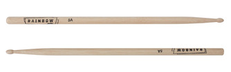 Vater Custom Rainbow Drum Sticks Los Angeles 5A Size Wood Tip