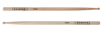 Vater Custom Rainbow Drum Sticks Fusion Size Wood Tip
