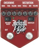 Visual Sound Jekyll And Hyde Overdrive Pedal V2