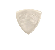 V Pick Small Pointed Tip Pearl</P>