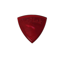 V Pick Small Pointed Tip Red