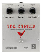 Wren and Cuff The Caprid Fuzz