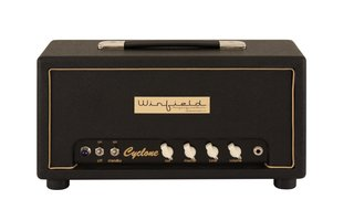 Winfield Cyclone Amplifier Head Black