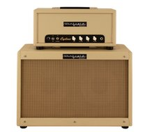 Winfield Cyclone Amplifier Head and 2x10 Cabinet Blonde