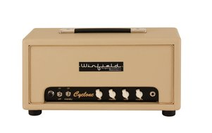 Winfield Cyclone Amplifier Head Blonde