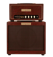 Winfield Cyclone Amplifier Head and 1X12 Cabinet Burgundy