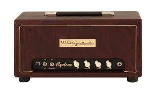 Winfield Cyclone Amplifier Head Burgundy