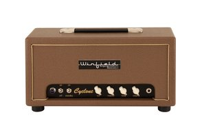 Winfield Cyclone Amplifier Head Cocoa