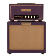 Winfield Cyclone Amplifier Head and 1X12 Cabinet Purple