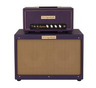 Winfield Cyclone Amplifier Head and 2x10 Cabinet Purple
