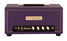 Winfield Cyclone Amplifier Head Purple