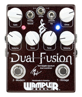 Wampler Dual Fusion Tom Quayle Overdrive Pedal