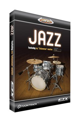 Toontracks Jazz <BR>EZX Expansion kit