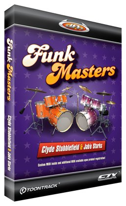 Toontracks FunkMasters<BR>EZX Expansion Kit