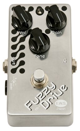 Xotic Fuzzy Drive Pedal