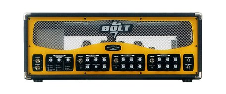Bolt BTH100 3-Channel Amp Head