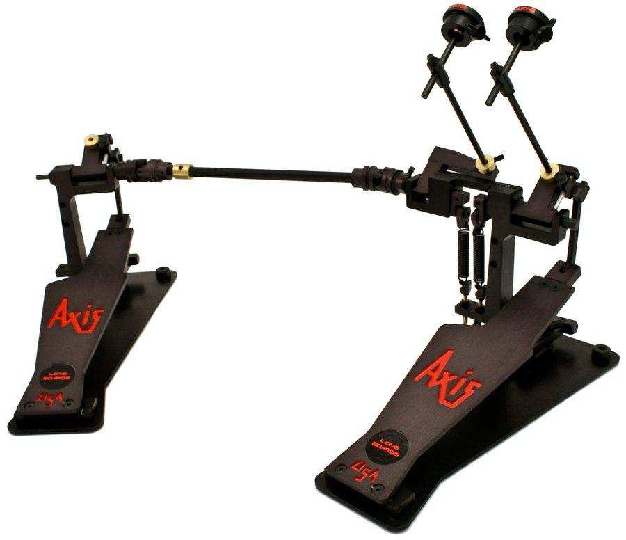 Axis AL2CB Longboard Double Bass Drum Pedal AL2 CB