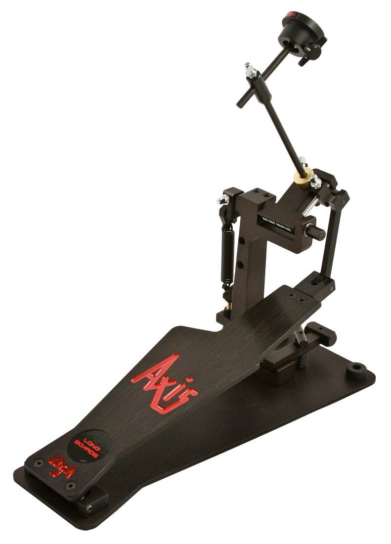 Axis ALCB Classic Black Longboard Single Drum Pedal