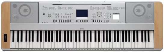 Yamaha DGX640C 88-Key Portable Grand/Light Finish