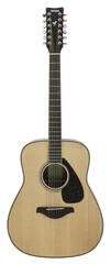 Yamaha FG82012 Solid Top Traditional Western 12 String Acoustic