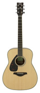 Yamaha FG820L Left Handed Solid Top Traditional Western Acoustic