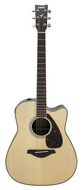 Yamaha FGX730SC Dreadnought Acoustic Electric