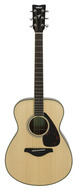 Yamaha FS820 Solid Top Concert Natural Acoustic